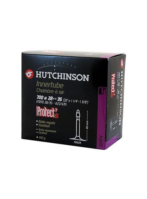 Cámara Hutchinson 700 x 28/35 PRESTA 48mm