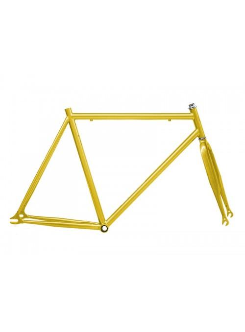 Cuadro Pepita amarillo