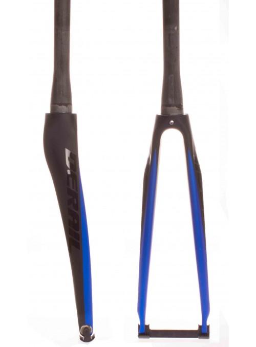 Horquilla Derail Full Carbono 700 azul