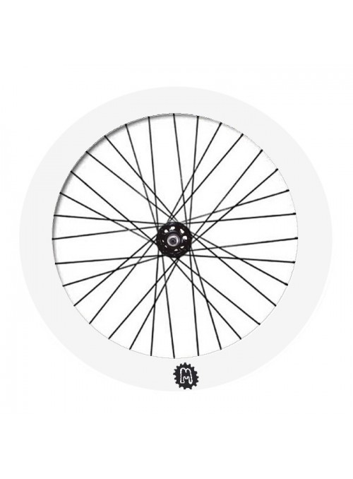 Rueda Mowheel 70mm Delantera