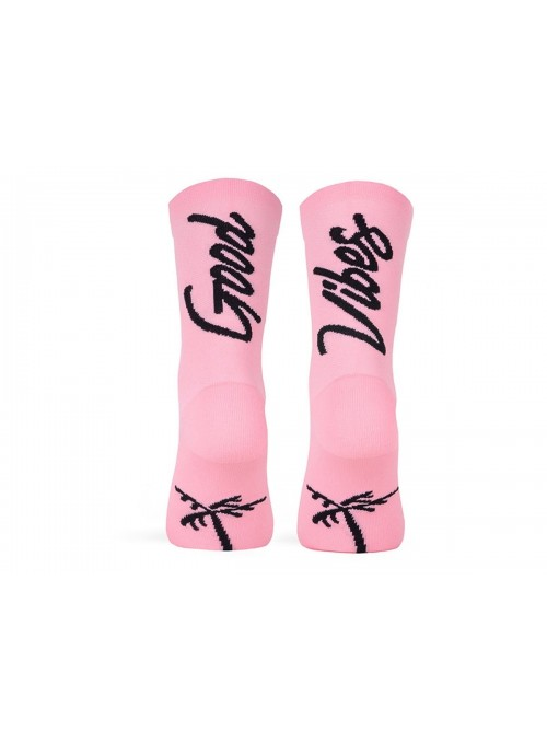 Calcetines Pacific & Co-Good Vibes - Color Rosa