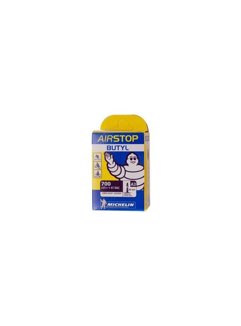 Inner tube Michelin Airstop 700 x 35/47B&C PRESTA 40mm