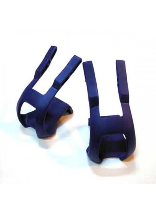 Toe clip PVC