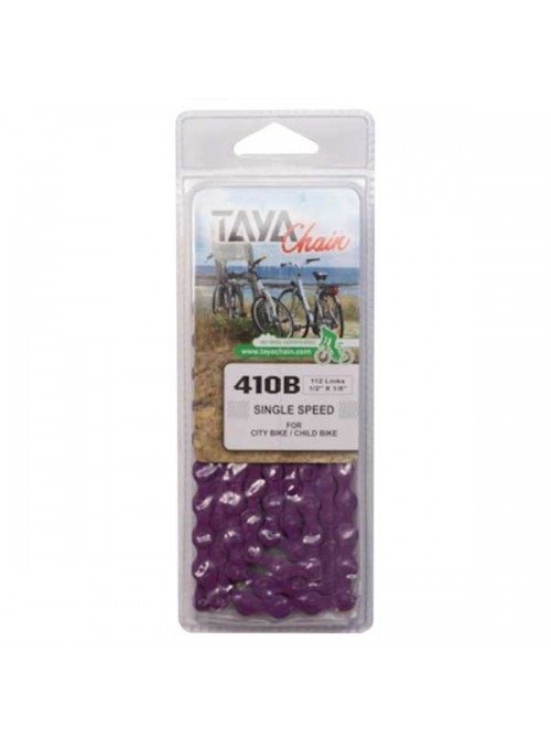 Taya Chain 410B - Purple