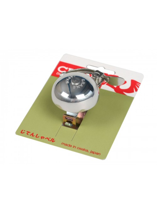 Crane Mini Suzu  Handlebar bell - Polished
