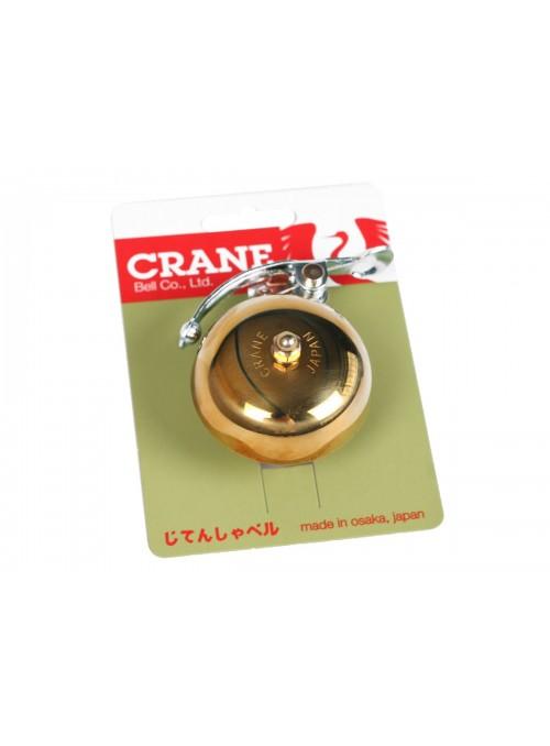 Crane Suzu  Handlebar bell - Brass