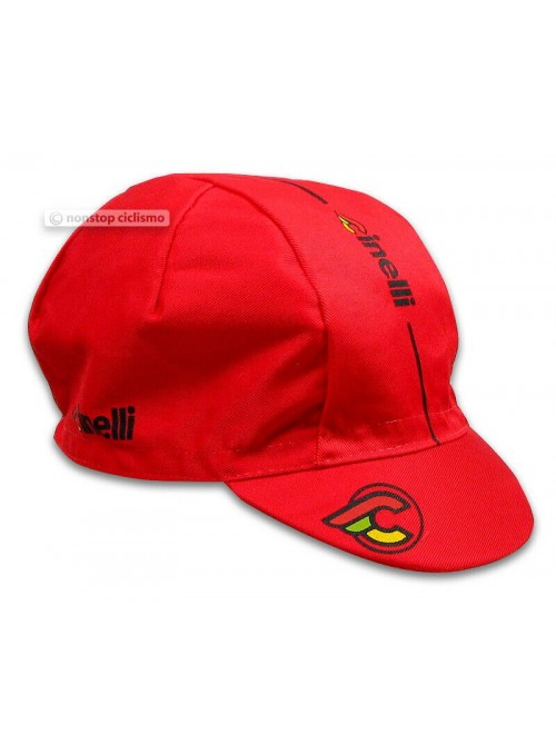 CINELLI SUPERCORSA CAP-RED FERRARI