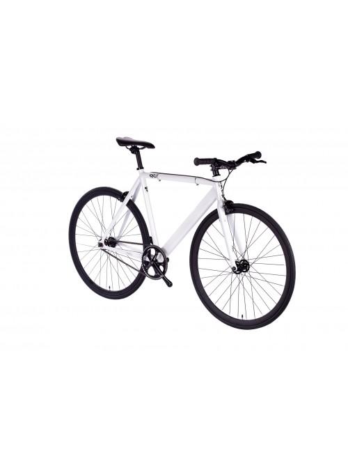Bicicleta 6KU Track White