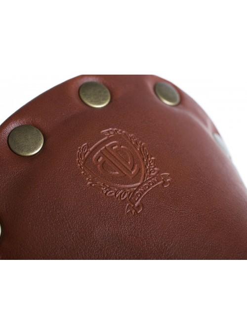 Saddle BLB Raven-Vegan leather