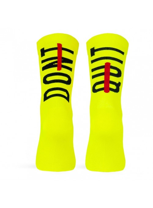 Calcetines Pacific & Co -Dont Quit-Neon