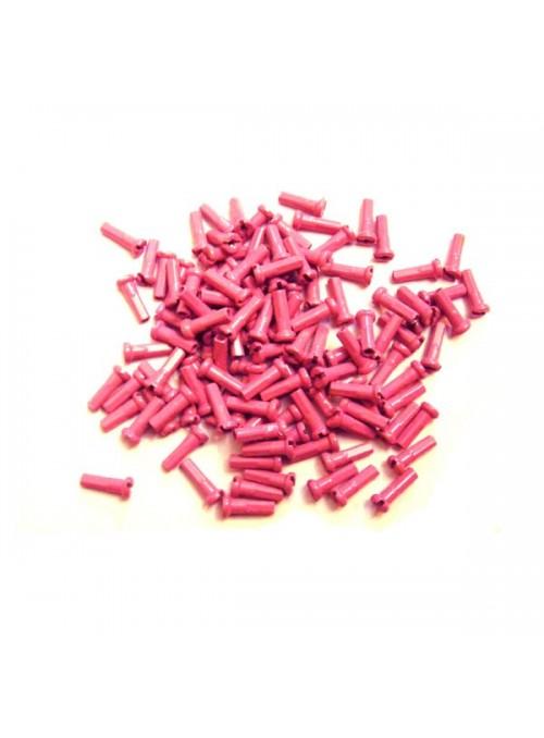 Spoke nipple-pink