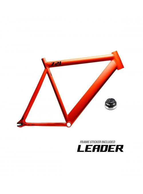 Frameset Leader 721 Orange...