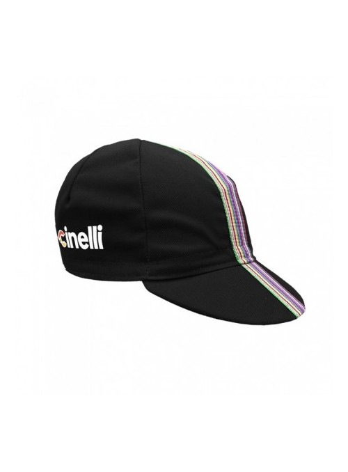 Cap Cinelli Ciao Black