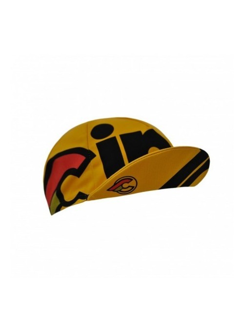 Cap Cinelli Nemo Tig Yellow
