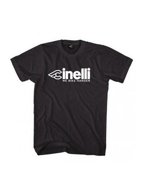 "T-shirt Cinelli ""We Bike..."