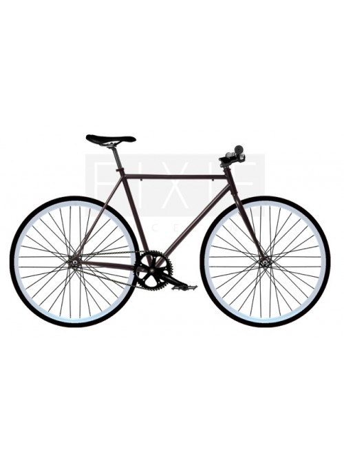 FB FIX1 Bike - Black/White