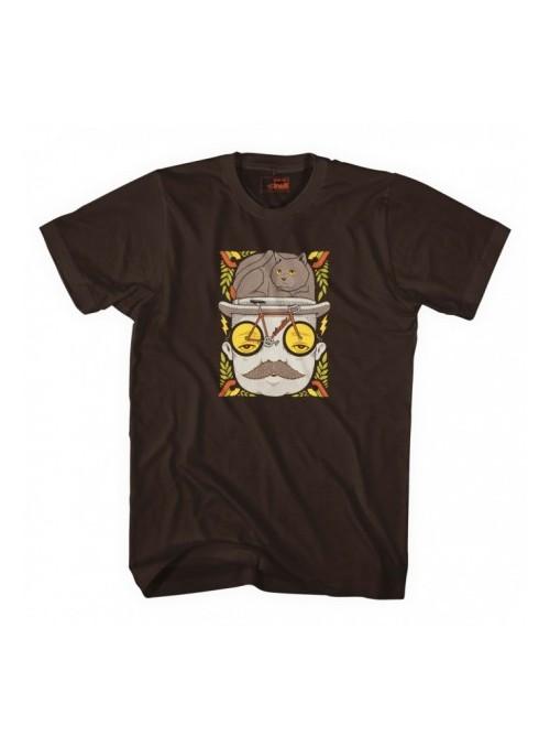 """Camiseta Cinelli """"Mr Cat..."""