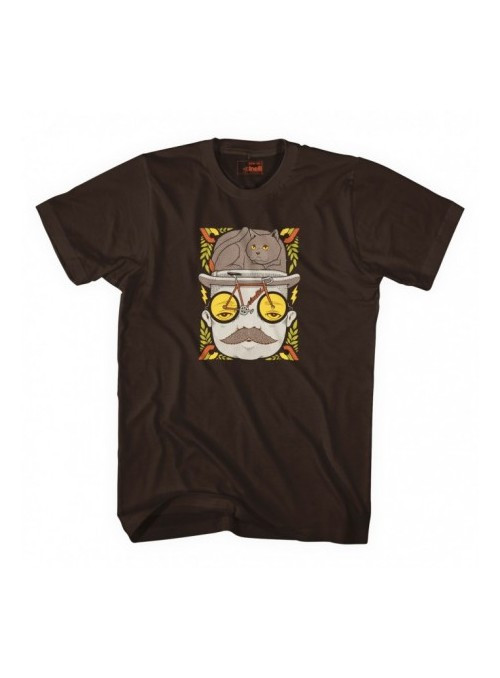 "T-Shirt Cinelli ""Mr Cat..."