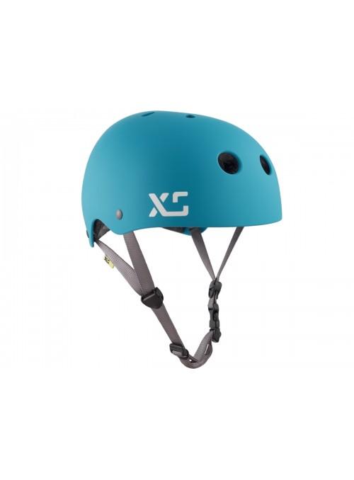 XS    Helmet - Matt Turquoise