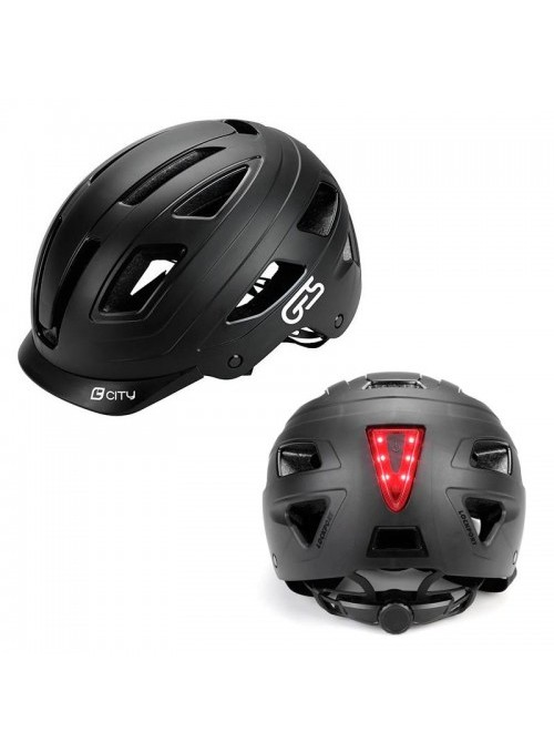 City Helmet - Black