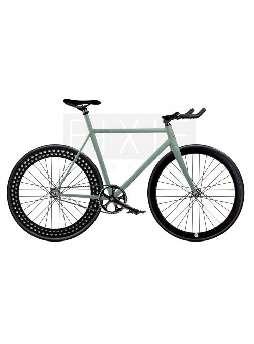 Viper X Mowheel Bike - Green