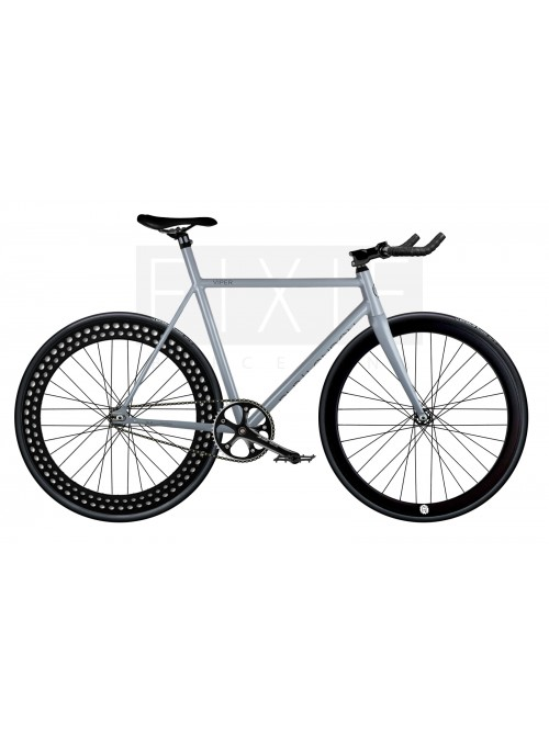 Viper X Mowheel Bike - Grey