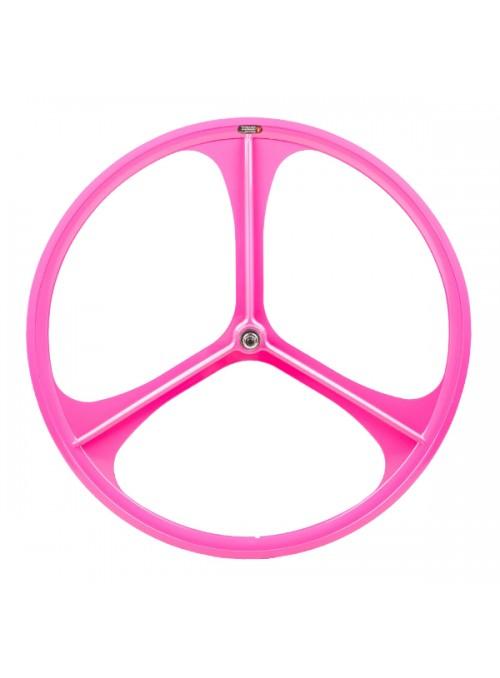 Teny 3 Spoke delantera rosa