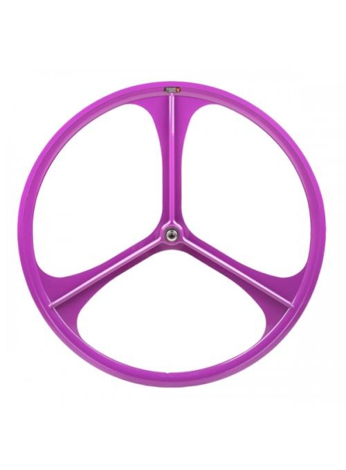 Teny 3 Spoke delantera purpura