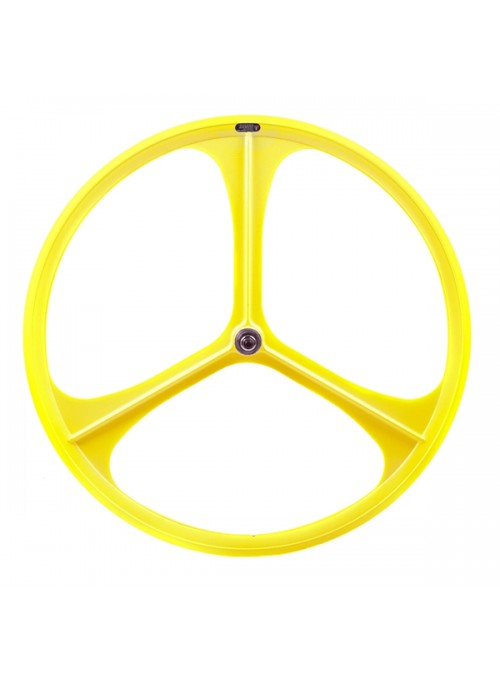 Teny 3 Spoke front yellow