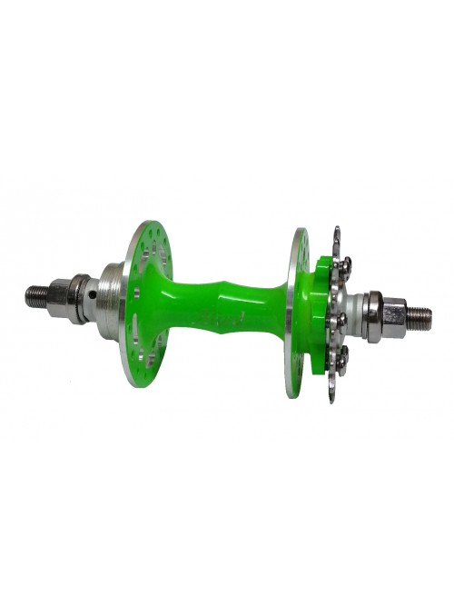 Rear Alied Hub - Green 32H