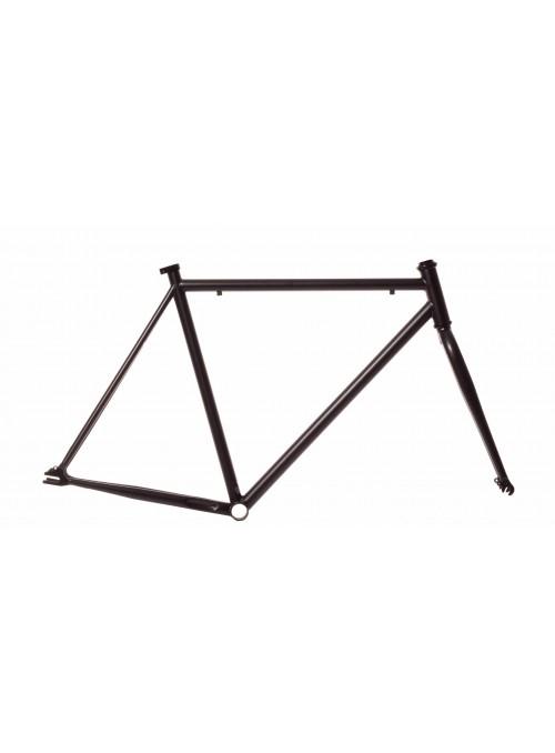 Fabri-K matt black frame...